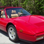 Protecting the Foglights of a Ferrari328