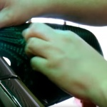 Carbon Black – How to wrap a rear-view mirror
