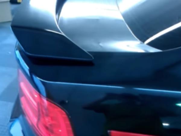 Carbon Fiber Acura TL